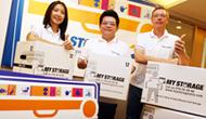 MY STORAGE Self Storage – CEO of Jungceylon Khun Prawit, Owners Sukanda Chiaranussati & Robert Akerblom
