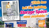 MY STORAGE Self Storage Phuket Gazette Jan 2011. Elvis has left the building, Storage Space now available!